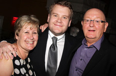James Corden's dad wrote a letter of complaint after a BBC radio presenter said that James was 'appallingly irritating'