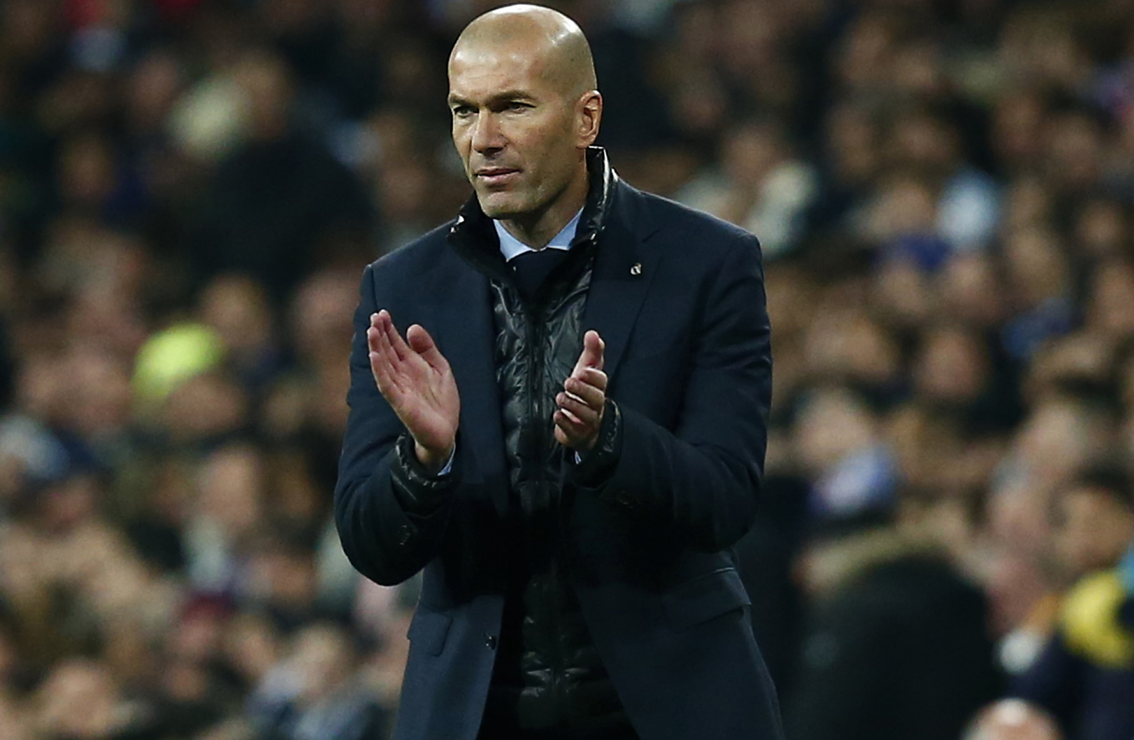 Zidane says Real Madrid played an
