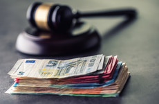 Justice minister says he plans to abolish court poor box payments