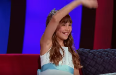 This 11-year-old from Co Down stunned American viewers with her performance of Hallelujah