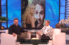 Seth Rogen said that Stormy Daniels told him about the alleged Trump affair 10 years ago... It's The Dredge