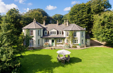 Live among centuries of Wexford heritage in this five-bedroom country mansion