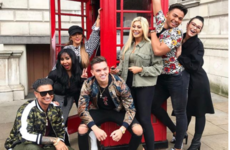 There's a Jersey Shore/Geordie Shore cast meetup currently happening in London