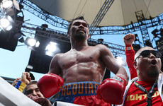 Manny Pacquiao confirmed to fight Argentinian puncher for WBA world title