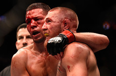McGregor's rematch with Diaz voted greatest UFC fight of all time