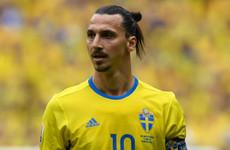 Fifa rule could dash Zlatan Ibrahimovic's World Cup dream