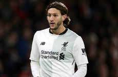 Lallana injury not as bad as first feared, and he could play again this season