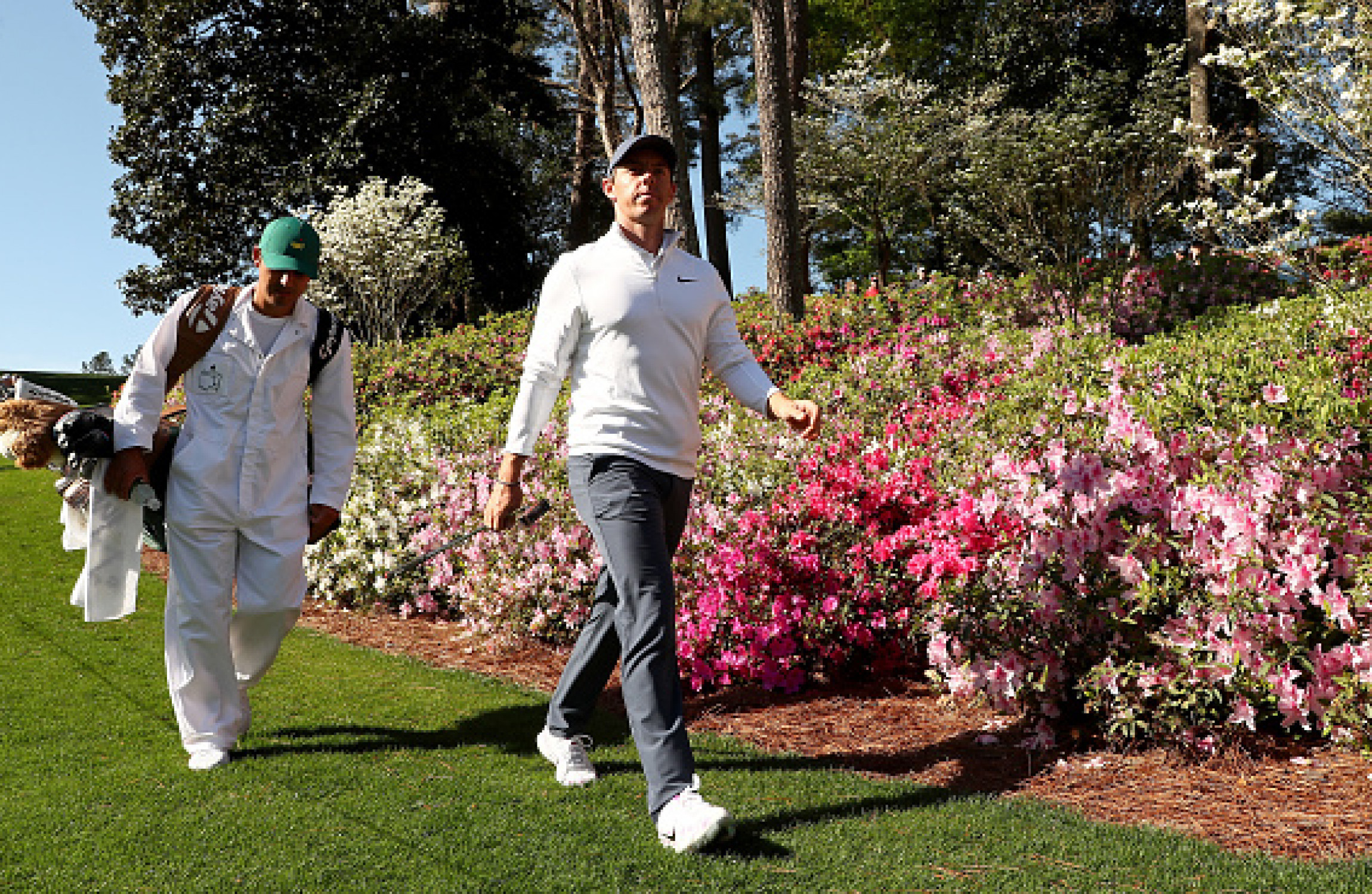 McIlroy: Legacy thoughts go out the window at Augusta