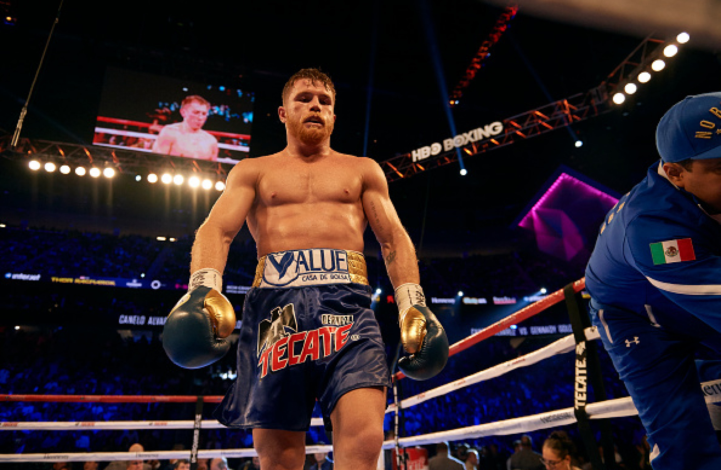 Alvarez withdraws from Golovkin rematch