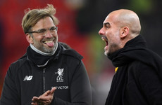 Klopp: It's not witchcraft, Guardiola just always had better teams than me