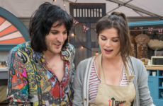 Aisling Bea had a lot of trouble with custard on last night's GBBO, but Irish viewers were still very proud of her