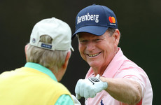 Tom Watson, 68, becomes oldest-ever winner of Masters Par-3 Contest