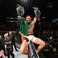 McGregor defiant as UFC confirm his reign as champion ends this weekend