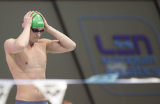 Ryan among the record-breakers at the Irish Open Swimming Championships