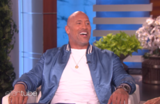 The Rock admitted that he has a massive crush on Frances McDormand for a lovely reason... It's The Dredge