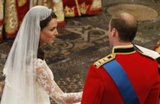 H&M has a dupe of Kate Middleton's wedding gown, and it's already sold out online