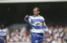 Ray Wilkins brought Nigel Quashie to Old Trafford to distribute kit... then gave him his debut