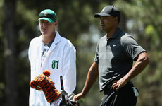 Tiger Woods one-over in 'awesome' Masters return