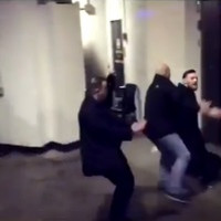 UFC fighter injured as Conor McGregor and entourage cause mayhem in Brooklyn