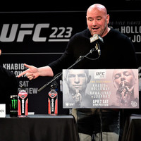 'Working on consequences': UFC condemns McGregor and bans him from Saturday's card