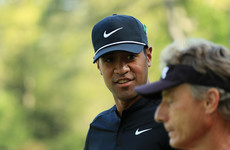 'Pretty mentally tough' Tony Finau confounded logic to power round Augusta after horrific ankle injury