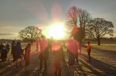 Ireland's one millionth parkrun is happening this morning