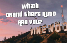 Which Grand Theft Auto Are You?