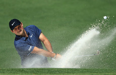 Reed, Leishman share lead as Augusta plays tough in second round