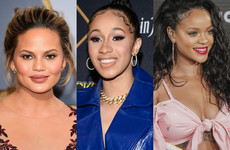 Here's how Chrissy Teigen reacted to Cardi B's song about wanting a threesome with her and Rihanna