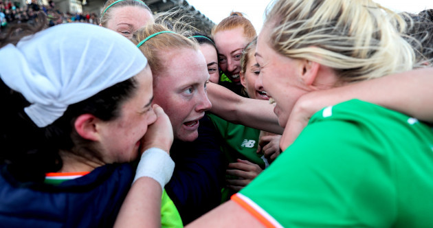 Ireland's record crowd in Tallaght was just one part of a landmark night for women's football