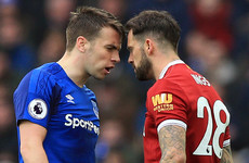 Everton rue late misses as Merseyside derby ends goalless at Goodison