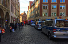 Three dead and up to 20 injured after vehicle ploughs into crowd in Germany