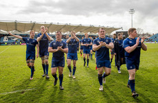 Far from perfect, but Cullen pleased as Leinster maintain winning momentum