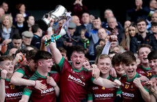Armagh side claim All-Ireland Schools title in third year of existence