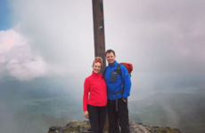 Aoibhín Garrihy defended herself for climbing a mountain in Kerry while seven months pregnant