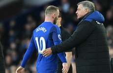 Rooney 'struggles against the best opposition,' says Allardyce