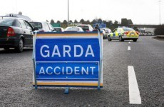 Man dies after Meath road crash