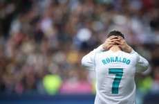 'The King' called to congratulate Ronaldo on Juventus wondergoal