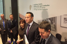 "Government to invest an ""unprecedented"" €1.2 billion in culture, language and heritage"
