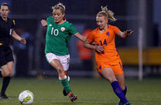 European champions too strong for Ireland as first-half goals end unbeaten streak