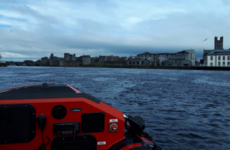 Limerick firefighters save woman by her 'fingertips' in River Shannon rescue