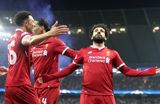 Salah scores again as Liverpool end Man City's Champions League dream