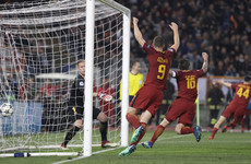 Roma send Barcelona out of Europe after miracle comeback