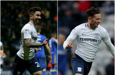 Ireland's Maguire and Browne combine to keep Preston's faint play-off hopes alive