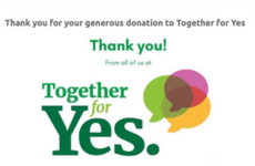 Irish people gave some heartbreaking, some amazing, and some hilarious reasons for donating to Together for Yes