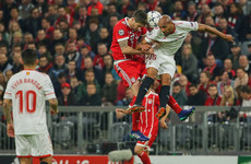 Bayern Munich hold off Sevilla challenge to reach Champions League last four