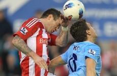 As it happened: Stoke City v Manchester City
