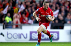 'If I had £20 spare I'd definitely put it on Scarlets beating Leinster and winning the whole thing'