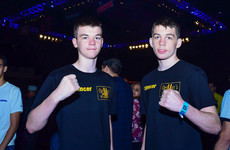 Monaghan boxing star Stevie McKenna joins brother Aaron in turning pro across the pond