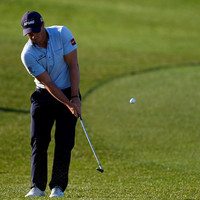 Route 66 for Dunne as eagle finish gives him a share of the lead in Spain